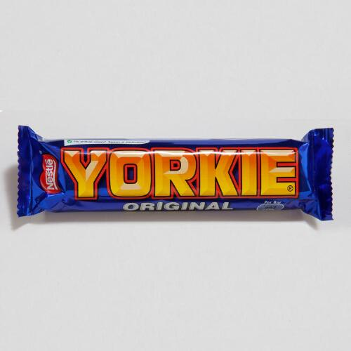 Nestle Yorkie Chocolate Bar, Set of 6