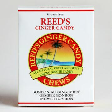Reeds Ginger Chews, Set of 5