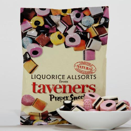 Taveners Licorice Allsorts