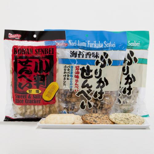 Shirakiku Rice Crackers