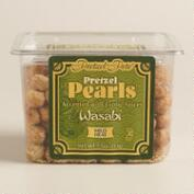 Pretzel Pete Wasabi Pretzel Pearls, Set of 6