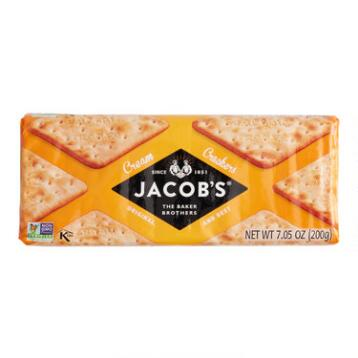 Jacob's Cream Crackers, Set of 12