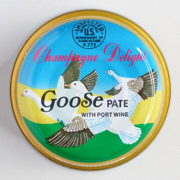 Giovanni's Goose Pate, Set of 12