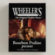 Wheeler's Bourbon Praline Pecans, Set of 6