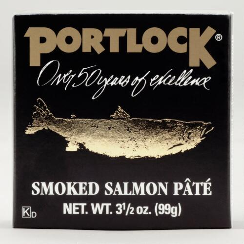 Portlock Smoked Salmon Pate