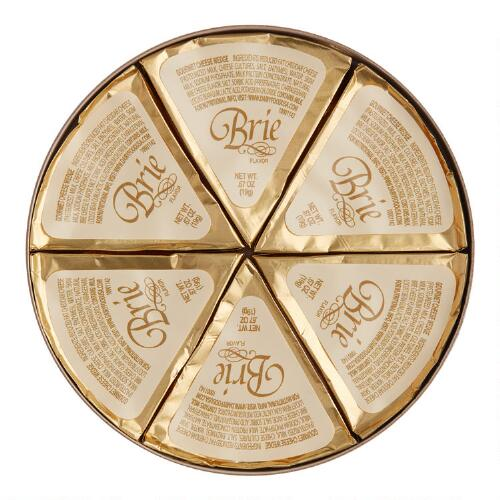 Lactoprot Brie Wheel, Set of 24
