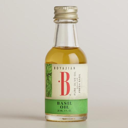 Boyajian Basil Oil, Set of 12