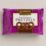 Barricini Dark Chocolate Pretzels