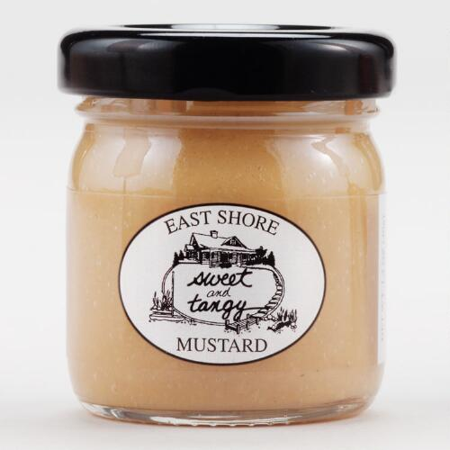 East Shore Sweet and Tangy Mini Mustard
