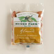 Nunes Farms Roasted Almonds with Sea Salt