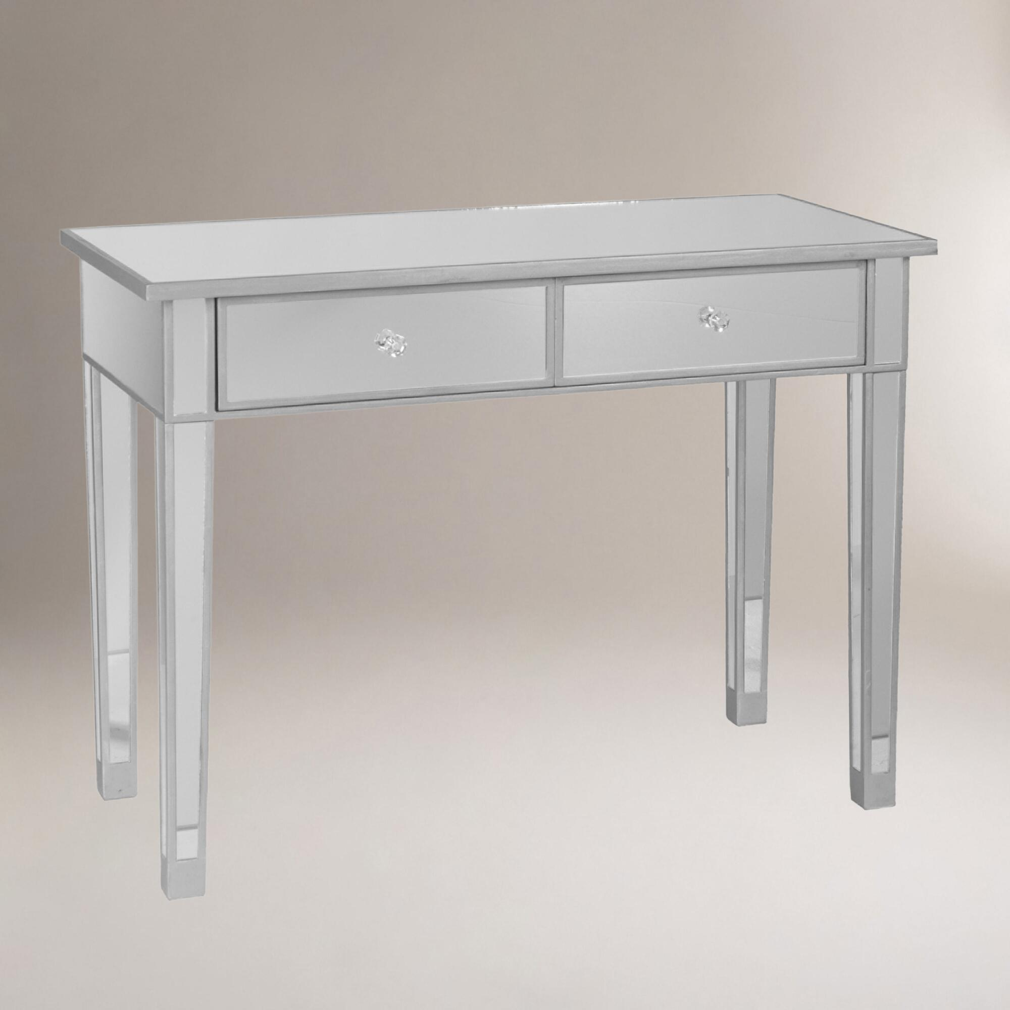 Mirrored Console Table World Market