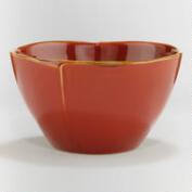 Persimmon Organic Reactive Glaze Bowls, Set of 2