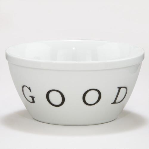 Good Morning Bowls, Set of 2