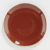 Persimmon Organic Reactive Glaze Serving Platter