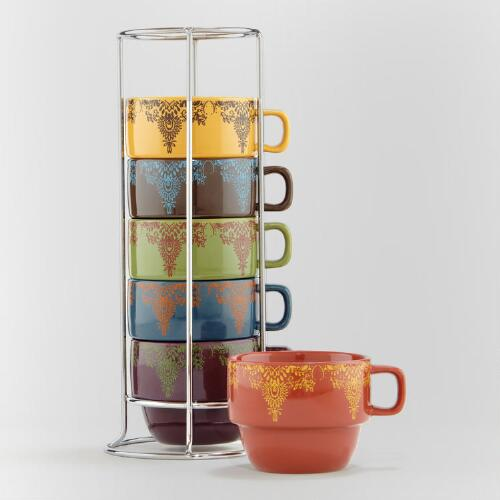 Nico Stacking Mugs