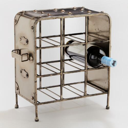 Trunk Wine Rack