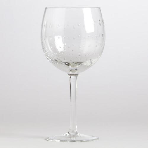 Olivia Wine Glasses, Set of 4