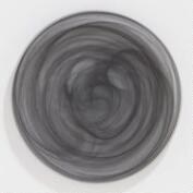 Medium Matte Gray Alabaster Platter