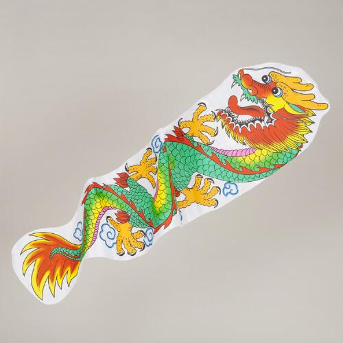 Chinese Dragon Kites, Set of 2