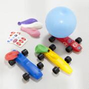 Balloon Car Racers, Set of 3