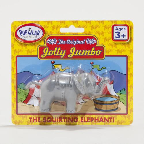 Jolly Jumbo Squirting Elephant Toy