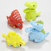 Dino Press and Go Zoomsters, Set of 4