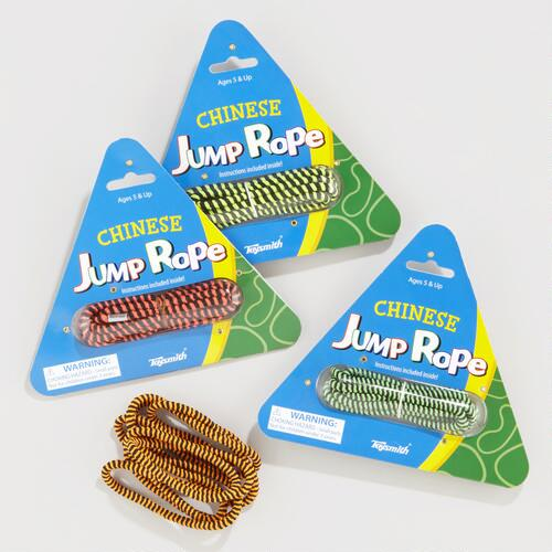 Chinese Jump Ropes, Set of 4