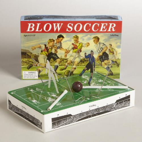 Blow Soccer Tabletop Game