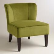 Apple Green Quincy Chair