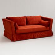 Nutmeg Crosby Sofa Slipcover
