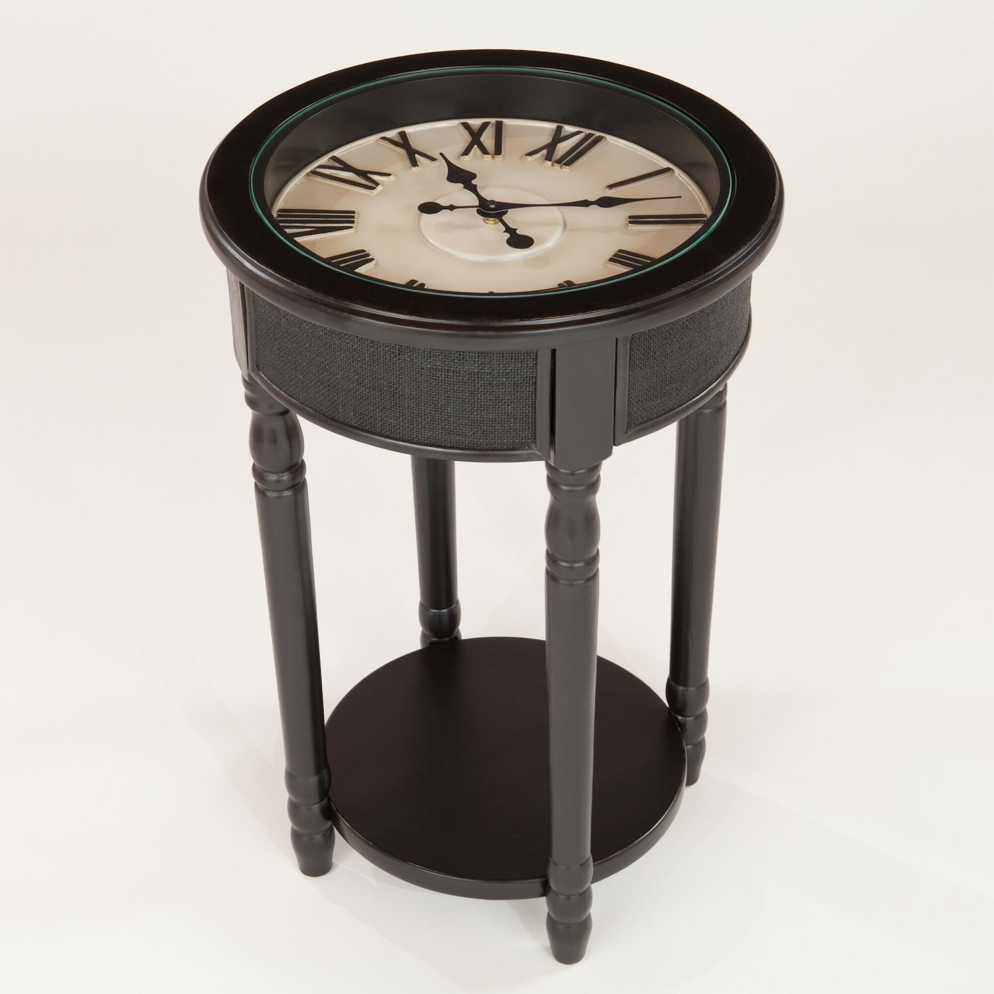Furniture Living Room Furniture Accent Table Glass
