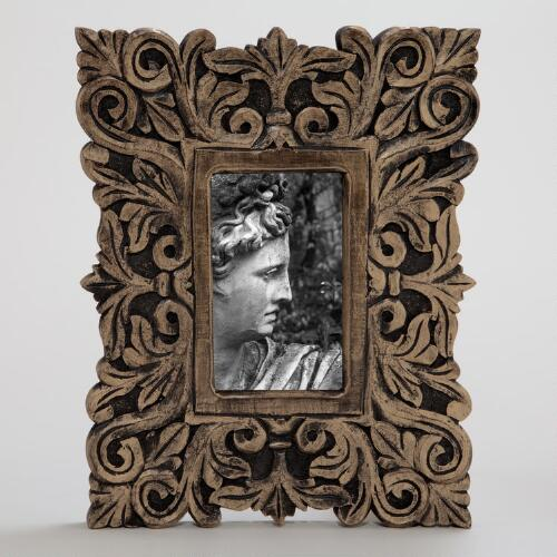 Brielle Carved Frame