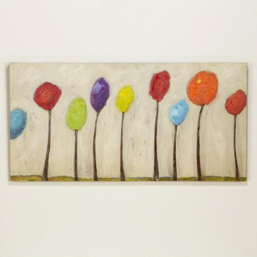 """Lollipop Trees"" by Bradford Brenner"