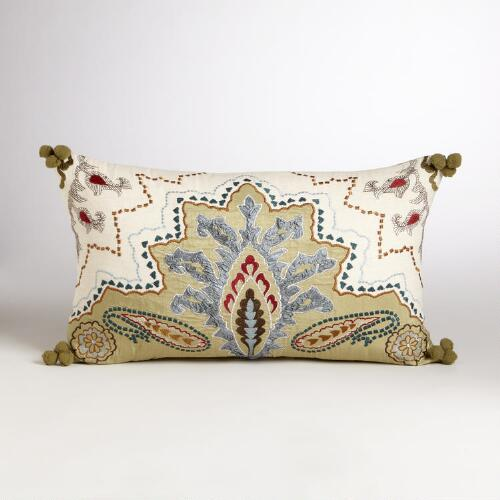 Cool Piazza Lumbar Pillow