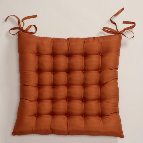 Copper Zen Chair Cushion