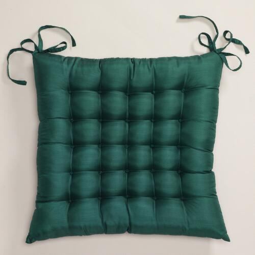 Green Zen Chair Cushion