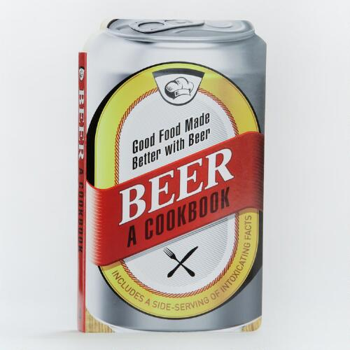 """Beer: A Cookbook"""