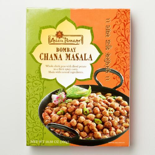 Asian Passage® Bombay Chana Masala