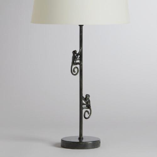 Monkeys Accent Lamp Base