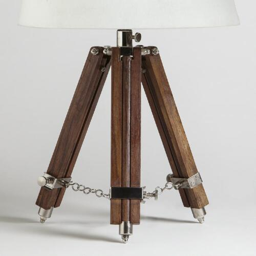 Telescope Accent Lamp Base