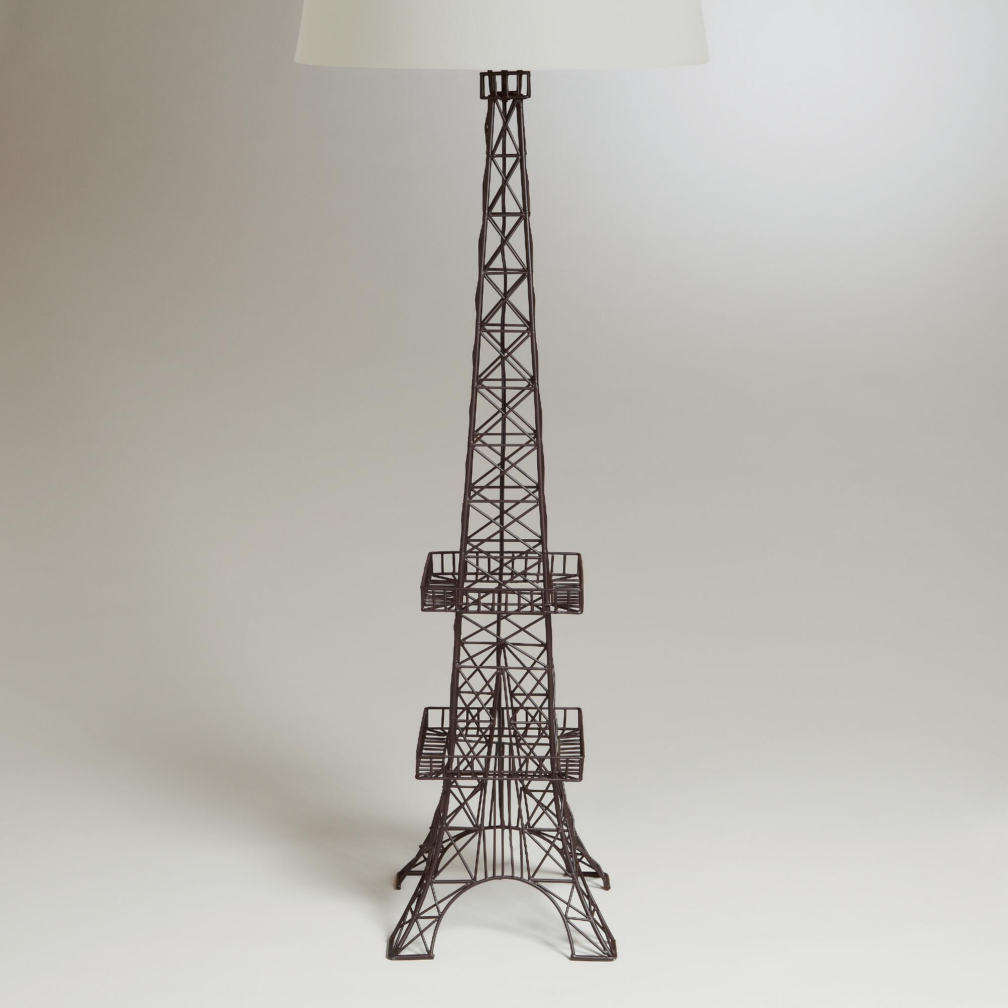 Eiffel Tower Floor Lamp Base | World Market