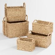 Natural Carrie Basket Collection