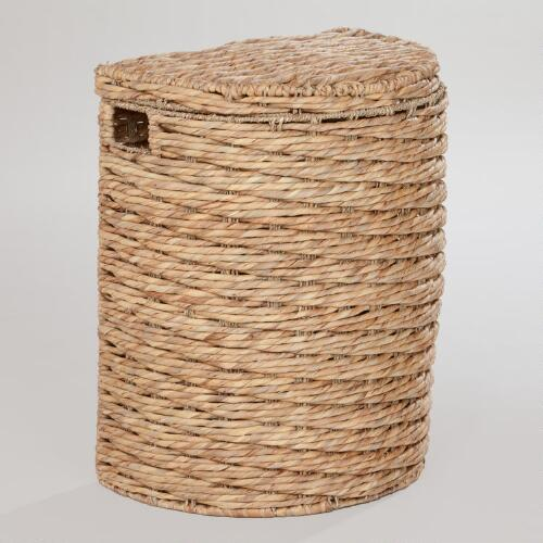 Natural Sandra Half Moon Hamper