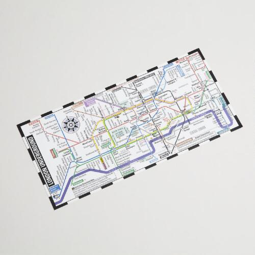 London Metro Travel Map