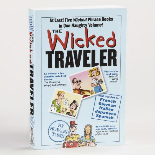 The Wicked Traveler Book