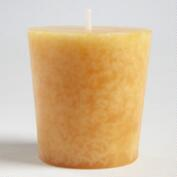 Turkish Peach Votive Candles, Set of 12