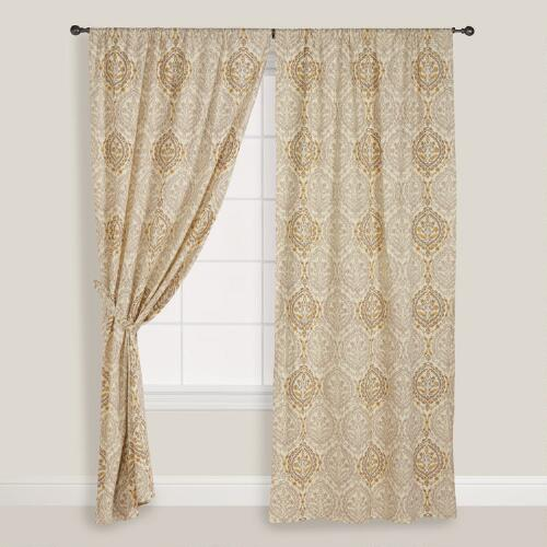 Yarrow Curtain