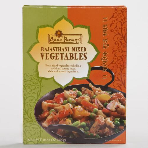 Asian Passage® Rajasthani Mixed Vegetables
