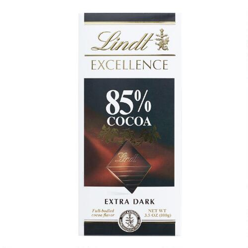 Lindt Excellence 85% Cocoa Bar