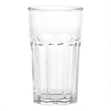 Gibraltar Juice Glasses, Set of 4